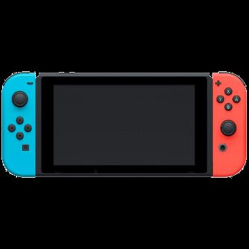 Nintendo Switch + Joy Con Rosso Blu Neon Italia
