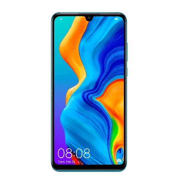Huawei P30 Lite Pacock Blue