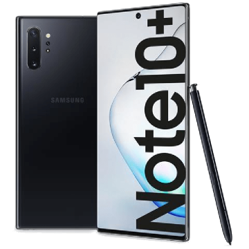 Samsung Note 10 Plus Aura Black