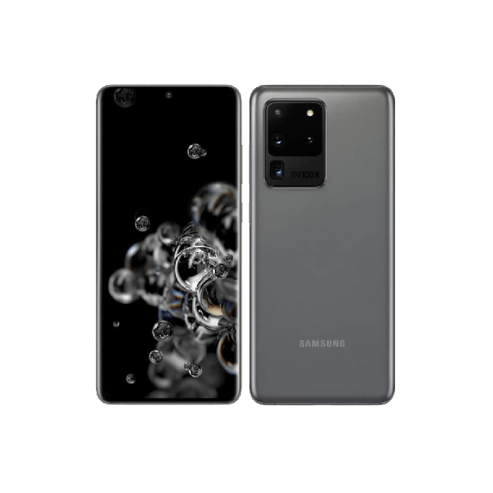 Samsung S20 Ultra 5G Cosmic Gray