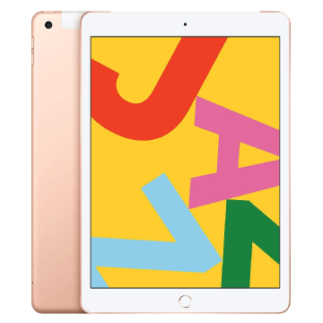 Apple iPad 10.2 Gold