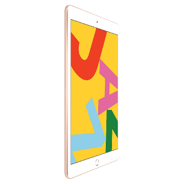 Apple iPad 10.2 Gold