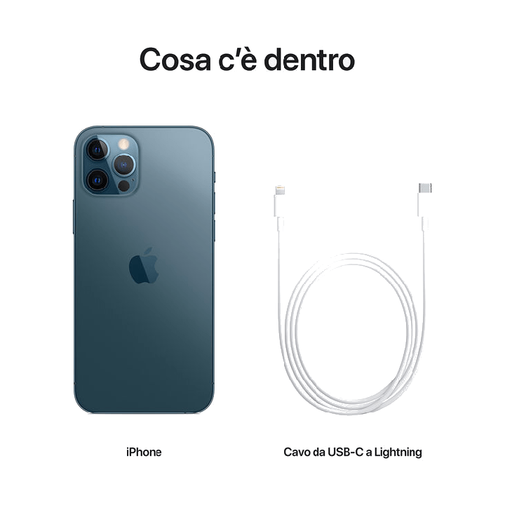 Apple iPhone 12 Pro Max Blue