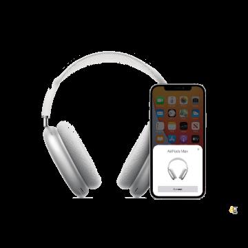 Apple Cuffie Airpods Max Silver