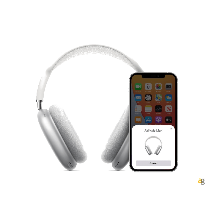 Apple Cuffie Airpods Max Silver