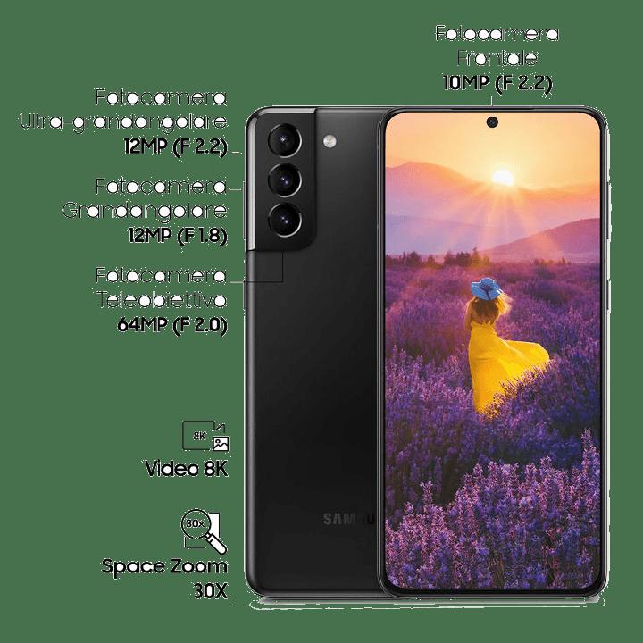 Samsung S21 Plus Black