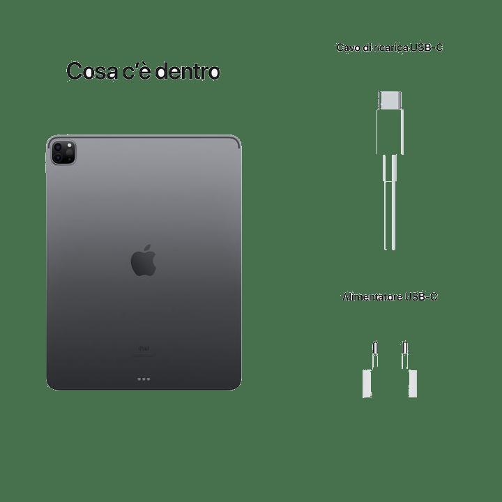 APPLE iPad Pro 12,9 2021 Space Grey