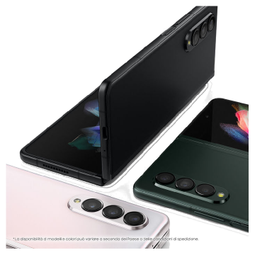 Samsung Z Fold 3 Black